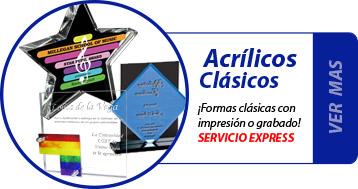 Trofeos Acrilico