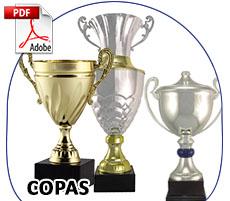 Trofeos Copas Importacion