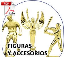 Trofeos Figuras y Accesorios Importacion
