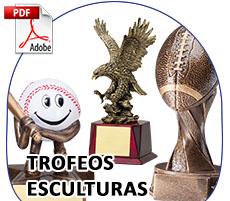 Trofeos Trofeos y Esculturas de Resina Importacion