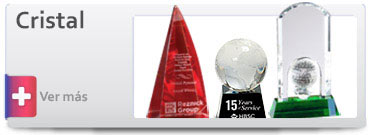 Trofeos de Cristal