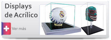 Trofeos Displays de Acrilico