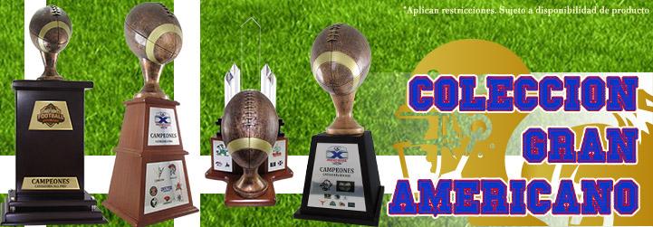 Trofeos Futbol Americano