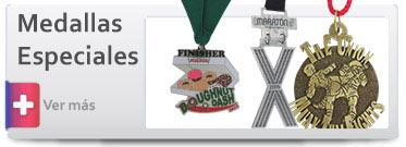 Trofeos Medallas Acabados Especiales