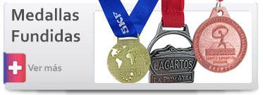 Trofeos Medallas Fundidas