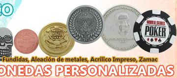 Trofeos Monedas
