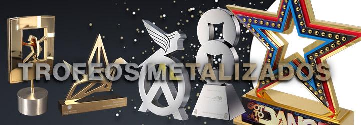 Trofeos acabado Oro Plata