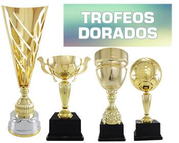 TROFEOS DORADOS