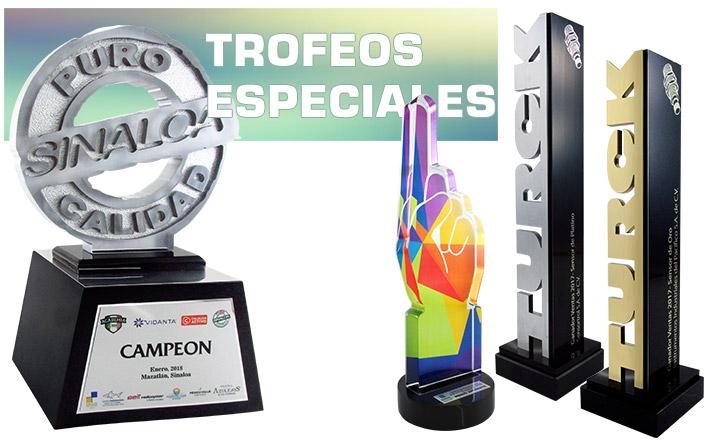 TROFEOS ESPECIALES